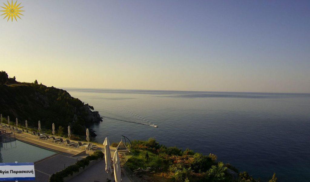 Live Cam from Halkidiki Spa
